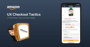 Thumbnail image of Amazon UX Checkout: Changing WorldWide Shopping Habits
