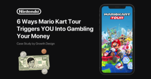Thumbnail image of 6 Ways Mario Kart Tour Triggers You Into Gambling Your Money 💸